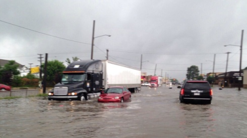 road-flooding