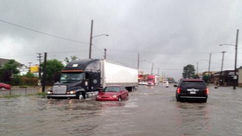 road-flooding